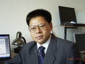 王华明--著名材料加工专家